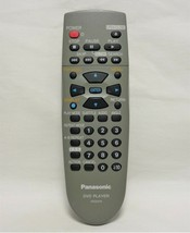 Panasonic VEQ2378 Factory Original DVD Player Remote DVD-RV20, DVD-RV10 - $10.89