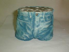 Bank vintage still jeans pants daisy dukes relic art plastic scarce - $22.00