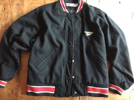 VTG Mint 1990's Reebok wool varsity jacket  small - $30.39