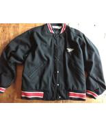 VTG Mint 1990's Reebok wool varsity jacket  small - $30.39
