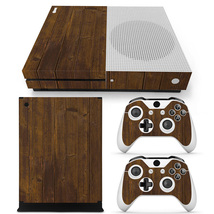 Wood Grain Xbox one S Skin for Xbox one S Console and Controllers - $17.00