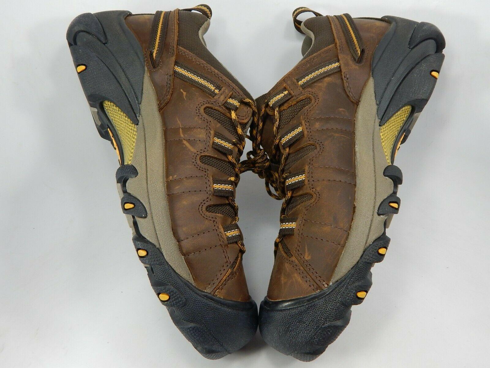 Keen Targhee II Niedrig Größe Us 10 M (D) Eu 43 Herren Wp Trail Wanderschuhe