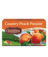 Celestial Seasonings Herbal Tea, Country Peach Passion, 20 Count (Pack O... - $24.18