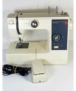 Vintage Kenmore Free Arm 12 Stitch Sewing Machine 385 12781 - $87.20