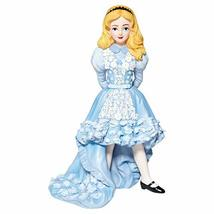 Enesco Disney Showcase Couture de Force Alice in Wonderland Blue Dress Figurine, - $79.80