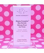 DRUNK ELEPHANT SHABA COMPLEX EYE SERUM 0.5 OZ NEWEST PACKAGING- FRESH- B... - $51.25