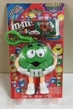 M & M Minis Chocolate Candy Dispenser Clip It Zip It Unopened Galerie Pi... - $14.99