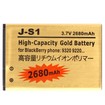 2680mAh J-S1 High Capacity Gold Business Replacement Battery for Blackbe... - $24.25