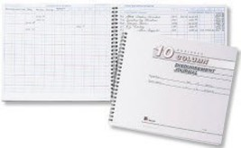 EGP Disbursement Journal - 10 column - $36.99