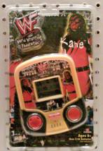 Mga Entertaiment - Wwf - Lcd Game - Kane - Made In 1998 - Model 234906 - $39.99