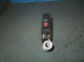 GE THQB1120GFT 20A 1P 120V Ground Fault Circuit Breaker Used - $60.00