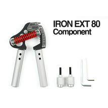 GD Iron Grip EXT 80 Adjustable Hand Gripper Strengthener for Senior 55 ~... - $77.90
