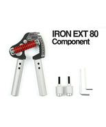 GD Iron Grip EXT 80 Adjustable Hand Gripper Strengthener for Senior 55 ~... - $77.90