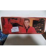 elvis presley candy tins collectable - $33.41