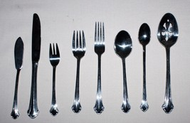 Pfaltzgraff Meridian Flatware Stainless Glossy 18/0 ~ You Choose - $4.46+