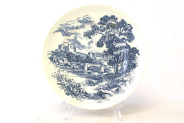"Vintage Wedgwood Enoch Countryside 10"" Dinner P... - $3.56"