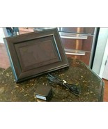 "USED Curtis DPB702A 7"" Digital Photo Frame Built In Speakers TESTED & WO... - $25.31"