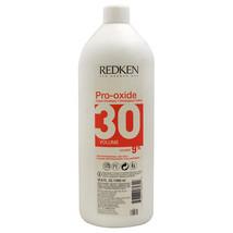 Redken Pro-Oxide 30 Volume 9% Cream Developer 33.8oz/1000ml - $43.69