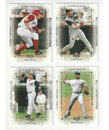 2003 Upper Deck Patch Collection - Lot of 8 - Boone, Garcia, Beltre, Jeter - $6.92