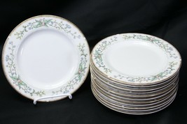 "Farberware Wellesley 486 Salad Plates 8.125"" Lot of 12 - $68.59"