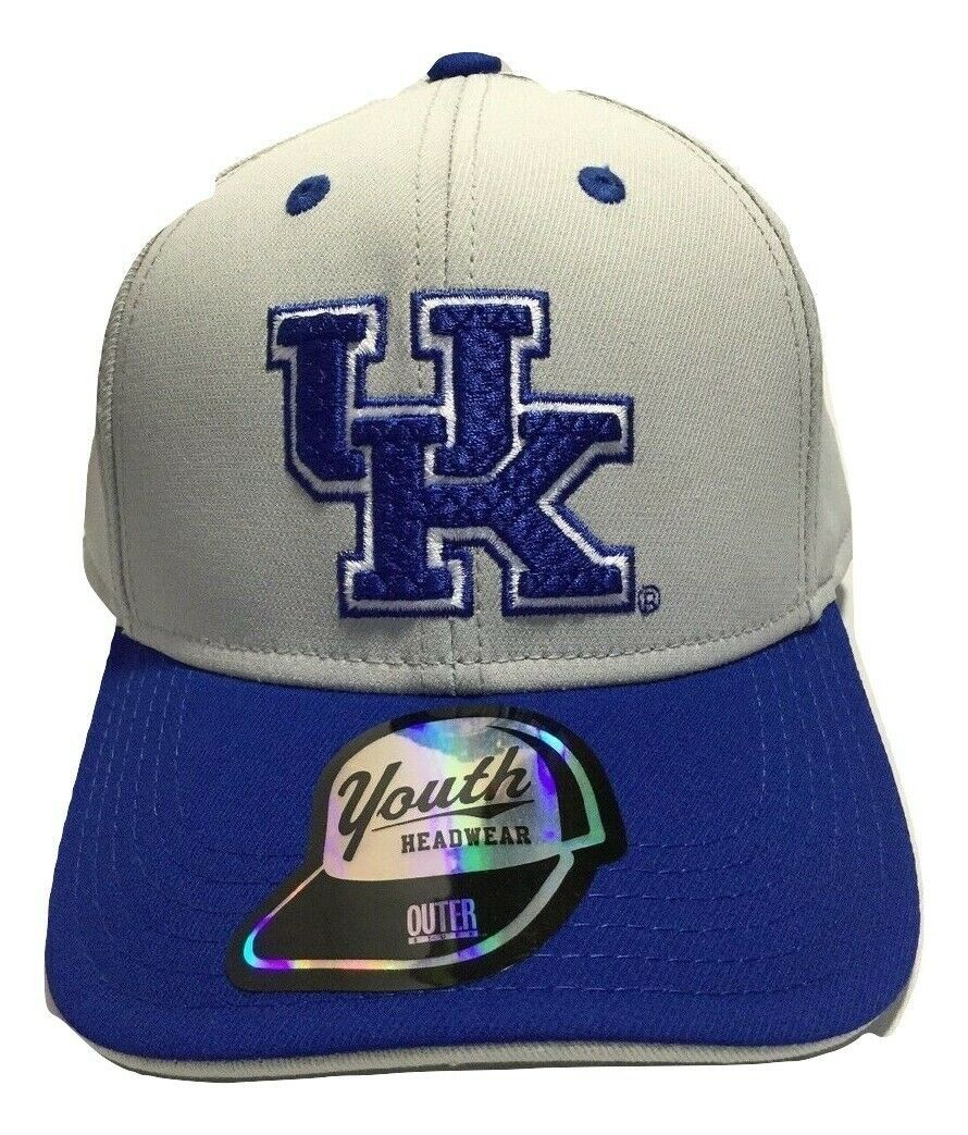 NCAA Kentucky Wildcats Cap, Youth Boys, Tech Structured Snap Hat, Royal Blue - $14.54