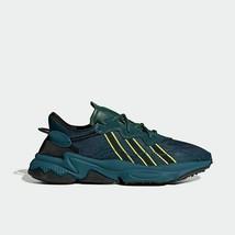 NIB*Adidas UNISEX*Ozweego Pusha T Sneakers*Tech Mineral Green Yellow*8-13 - $219.00