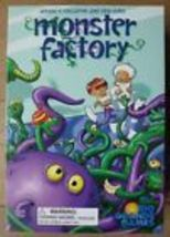 Monster Factory Board Game - $30.00