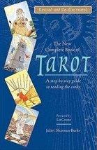 The New Complete Book of Tarot Sharman-Burke, Juliet - $9.75