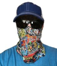 Sub-Mariner Face Covering neck gaiter buff sun protection quick dry UPF +50 image 3