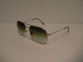 Authentique Neuf Gucci Lunettes de Soleil Gg 1287/S 000zw Cadre Or Vert ... - $189.06