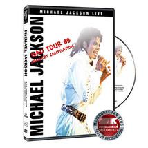 Michael Jackson Bad World Tour DVD - 1988 Compilation DVD - $14.00