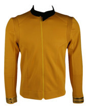 Season 2 Captain Pike Star Trek Discovery Starfleet Costume Uniform with... - £34.13 GBP