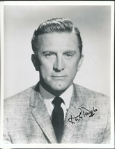 "Kirk Douglas signed in suit jacket bust photo. Spartacus. Nice !! ""Dimpl... - $26.95"