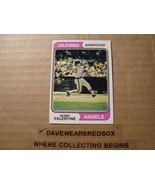 Bobby Valentine 1974 Topps Baseball Card #101 Calafornia Angels NM Condi... - $1.16