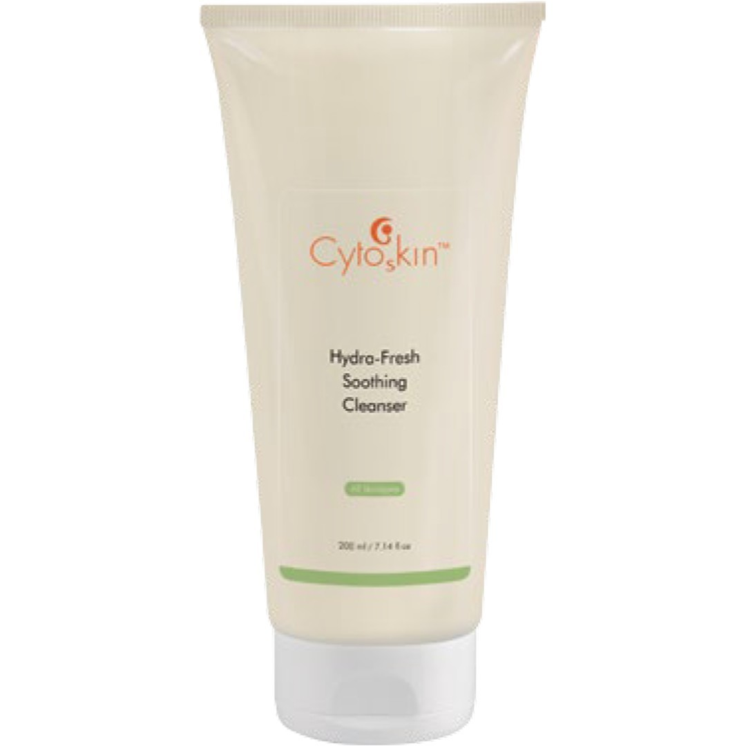 CytoSkin Hydra-Fresh Soothing Cleanser for Facial Wash, 200ml + Free Sample
