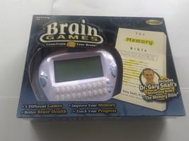 Brain Games The Memory Bible CrossTrain Your Brain Radica - $12.38