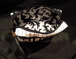 Clutch Bag/Wristlet/Makeup Bag - Music/Black & White Piano Keyboard image 5