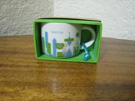 HTF Starbucks Seattle Mug Espresso Cup  2oz. Ornament - $18.80