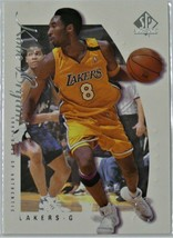 1999-2000 KOBE BRYANT Upper Deck SP Basketball Card - $12.00