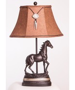 New Horse And Bolo Table Lamp CL1021 - $175.00