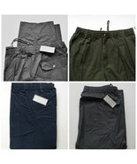 Men Pants King Tall Big Casual Elastic Blue Steel Grey Green  XL  3XL  ... - $29.50