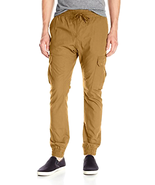 Southpole Men's Jogger Pants Washed Ripstop Fabric W/ Cargo Pockets Choo... - $24.75