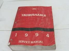 1994 Ford Taurus Mercury Sable Service Shop Repair Manual - $19.75