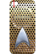 STAR TREK:TOS Retro 5C Hard Cover iPhone 5C Case NEW!— More Styles Avail... - $5.93