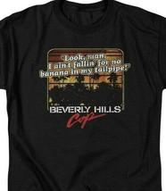 Beverly Hills Cop t-shirt Eddie Murphy retro 1980s movie graphic tee PAR236 image 2