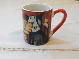 Everyday Gibson Dh Raffreddamento Gatti 60379.01 Kitties Caffè Tazza Zup... - $16.06