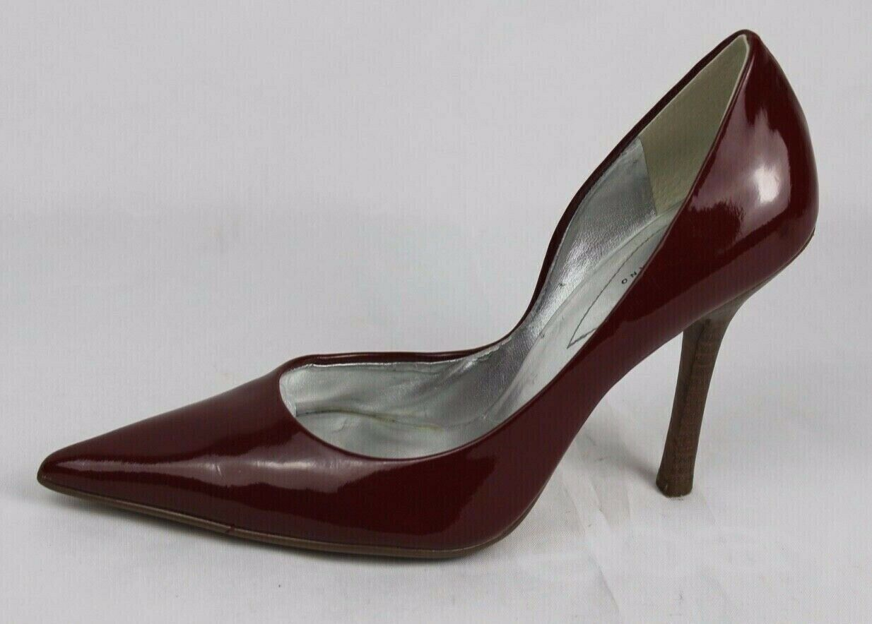 Guess By Marciano Carrie Femmes Classique Talons Chaussures Cuir Supérieur image 4