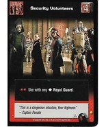 Young Jedi Card- Security Volunteers - $1.00