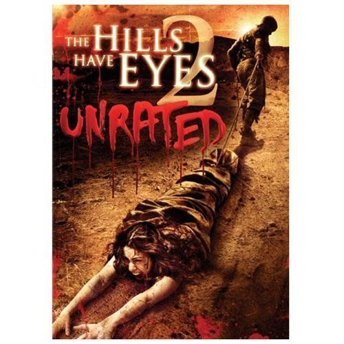 The Hills Have Eyes 2 (DVD, 2009, Unrated New) Horror