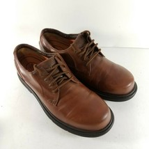 Timberland Mens Size 10 M Shoes Leather Derby Casual Brown  Smart Comfor... - $49.87